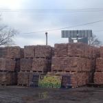 drewno kominkowe w siatkach o pojemności 1mp
